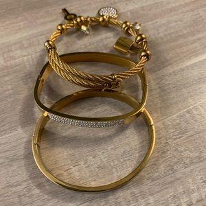 Three Women's Bracelets